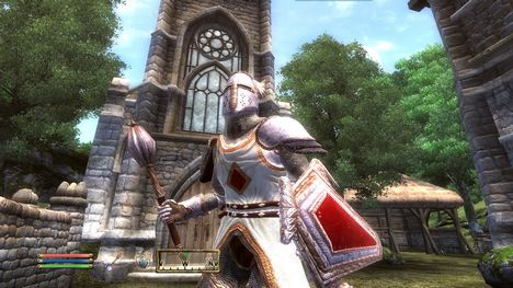 Oblivion Knights of the Nine